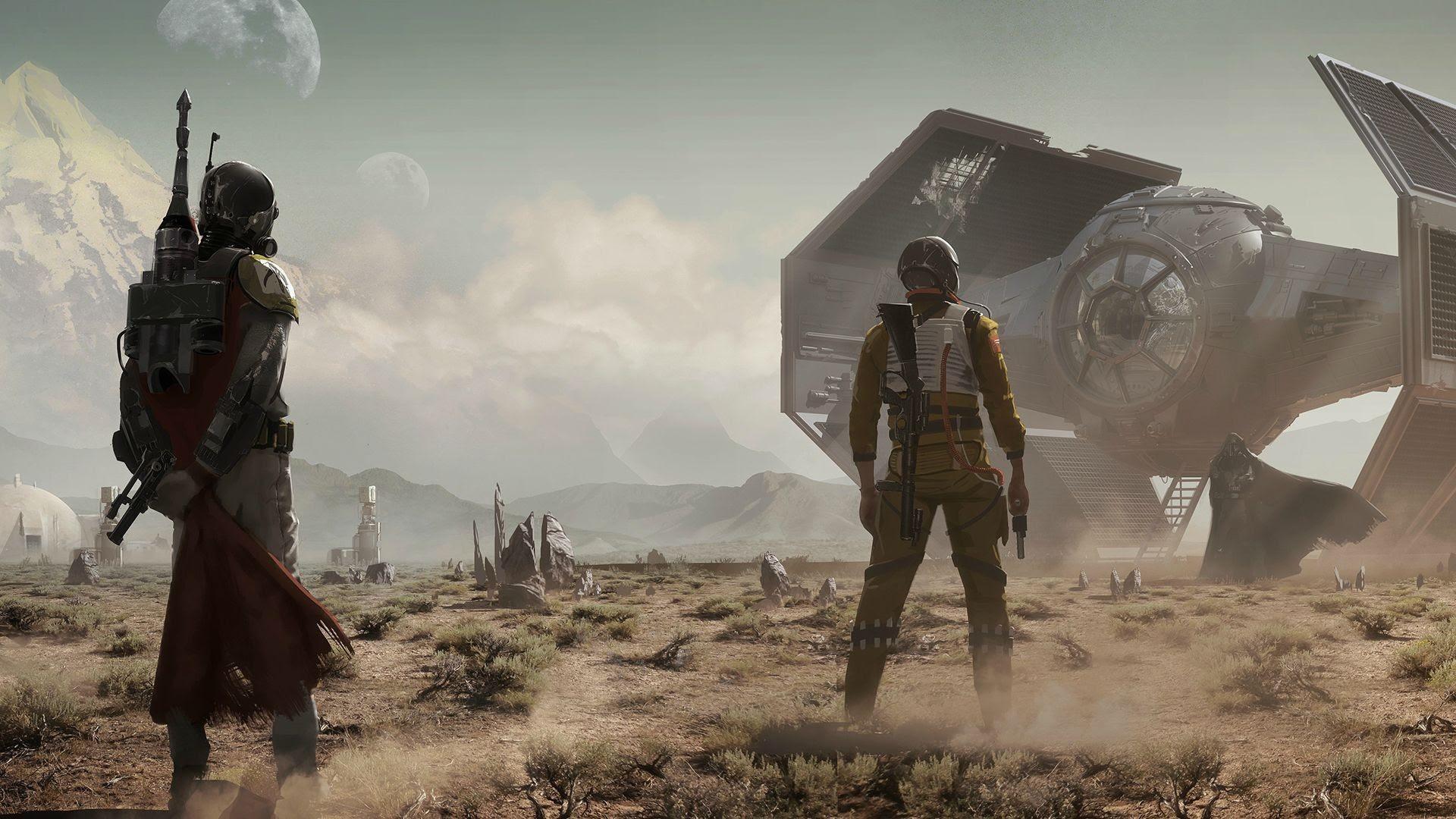 Star Wars Bounty Hunters Wallpaper 69 Images