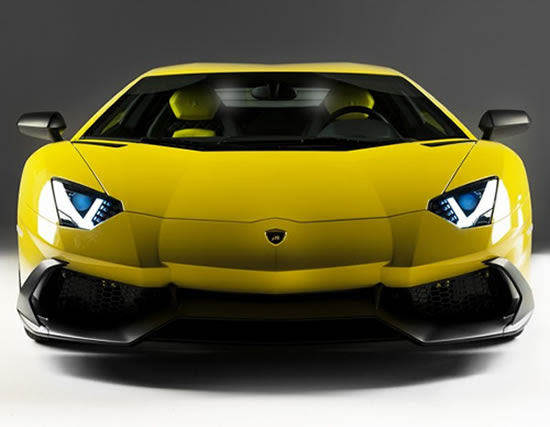 Lamborghini Aventador Lp720-4 Leaked Photos