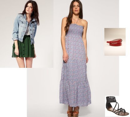 Mossimo, River Island, The Limited, Oasis