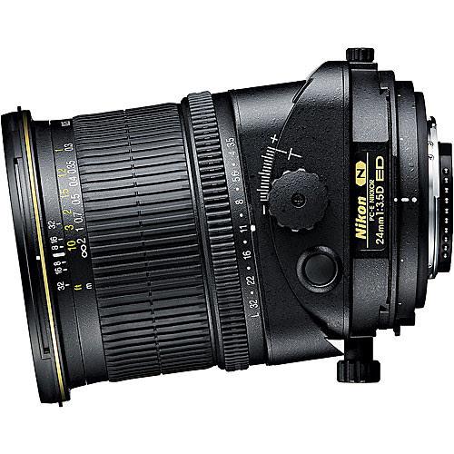 Nikon Perspective Control Lens