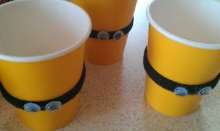 Despicable Me - Cups and Water Guns