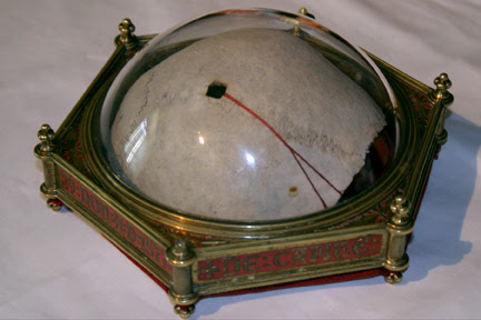Relic of St. Cuthbert Mayne