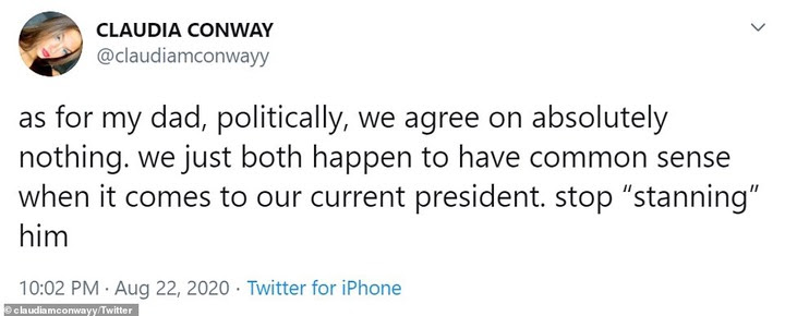 Trump adviser, Kellyanne Conway announces she