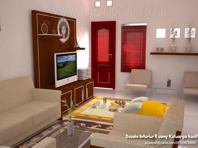 Desain Interior Ruang Keluarga  Kecil Minimalist Flickr