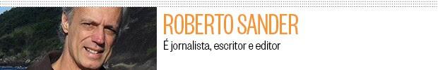 perfil Roberto Sander - blog da Ruth (Foto: ÉPOCA)