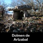 Dolmen de Artzabal