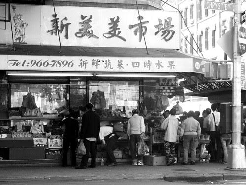 Chrystie Street, NYC