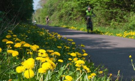 Bike blog : Bristol Railway Path
