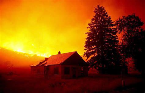 washington wildfires rage obama declares state