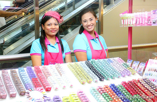 Girlstuff Nail Polish Bar SM North EDSA