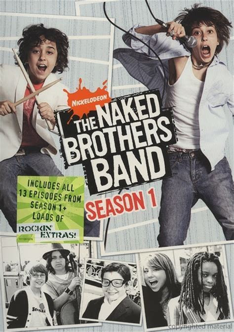 Naked Brothers Band, The: Season 1 (DVD 2007)   DVD Empire