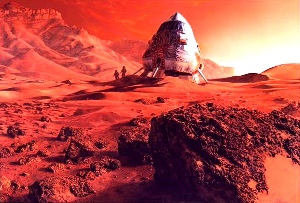 Humans on Mars: Scouting Needed for Red Planet Resources