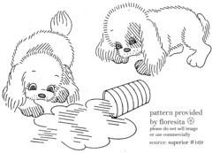 superior 169 - pattern