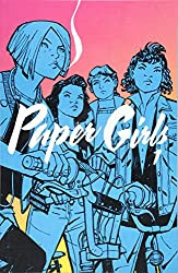 Paper Girls vol 1 cover