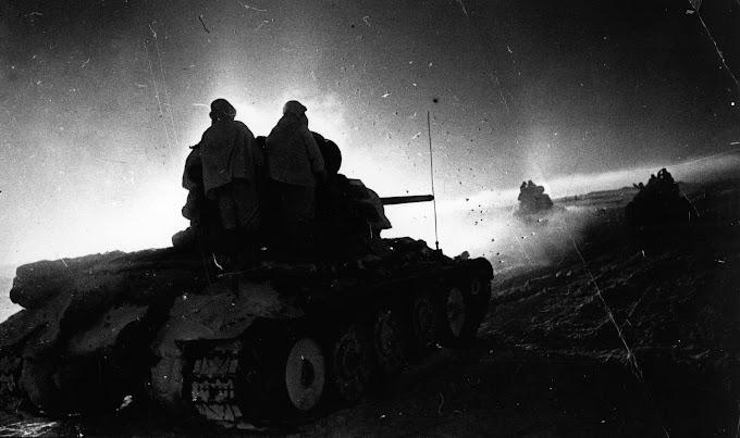 O tanque soviético que mudou o mundo