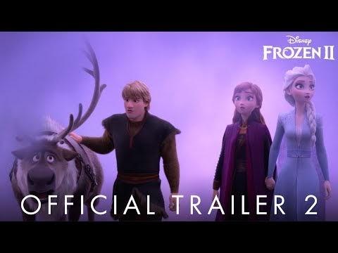 Frozen 2 By Disney, Trailer 2 Out