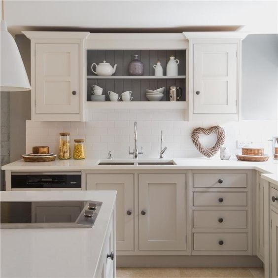 Modern Country Style: The Best Grey Paint Colours For