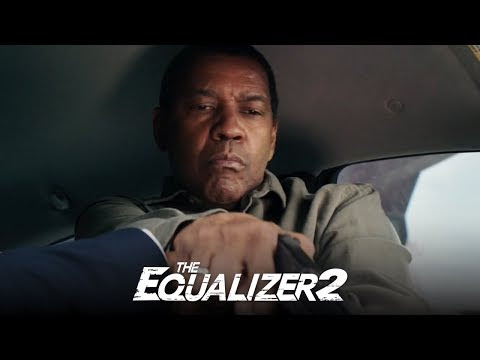 THE EQUALIZER 2 - Music Trailer