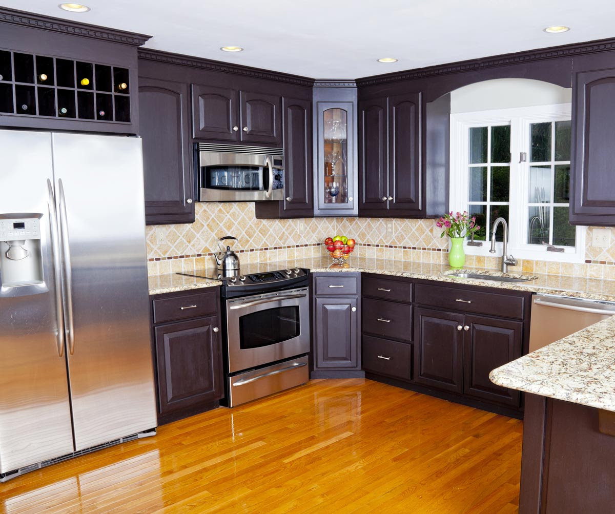 Cabinet Refacing of Seattle Custom Cabinets