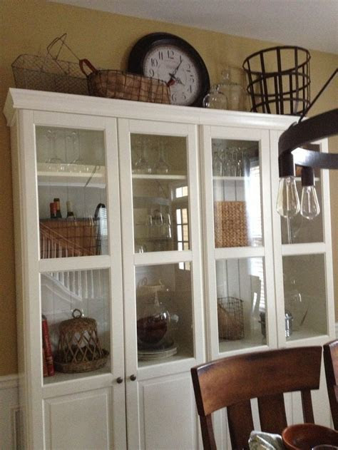 China cabinet from Ikea   dining room   Pinterest   China, Cabinets and China cabinets