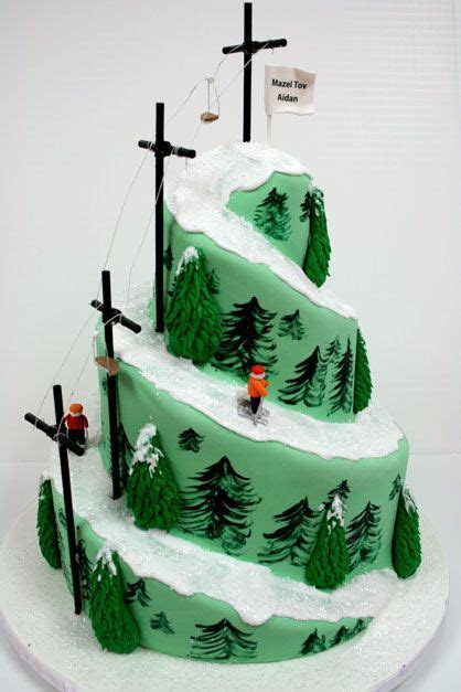 Pin by Jon Warn on Wedding Ideas in 2019   Snow cake