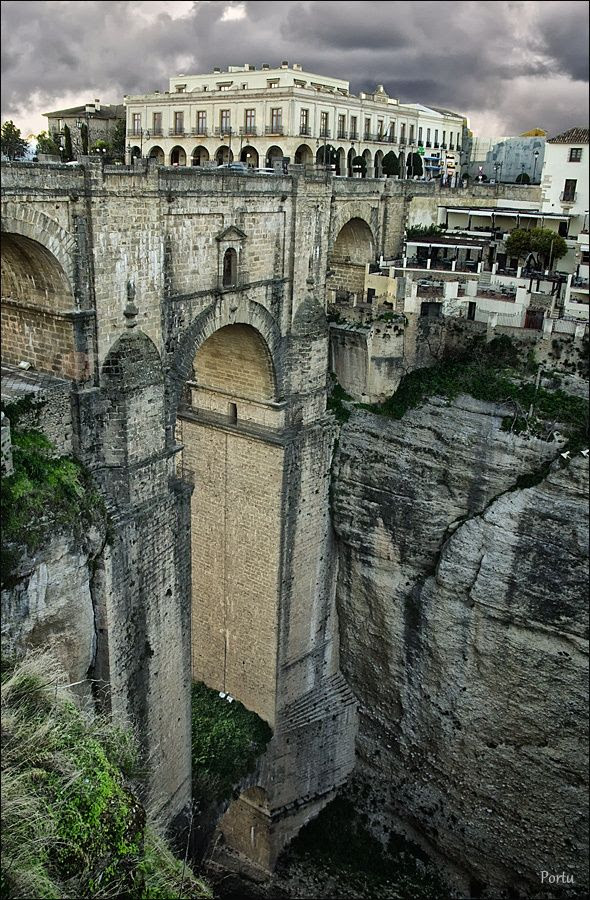 Ronda - Málaga, Spain | Incredible Pictures Put it on your dream board! Here's why..