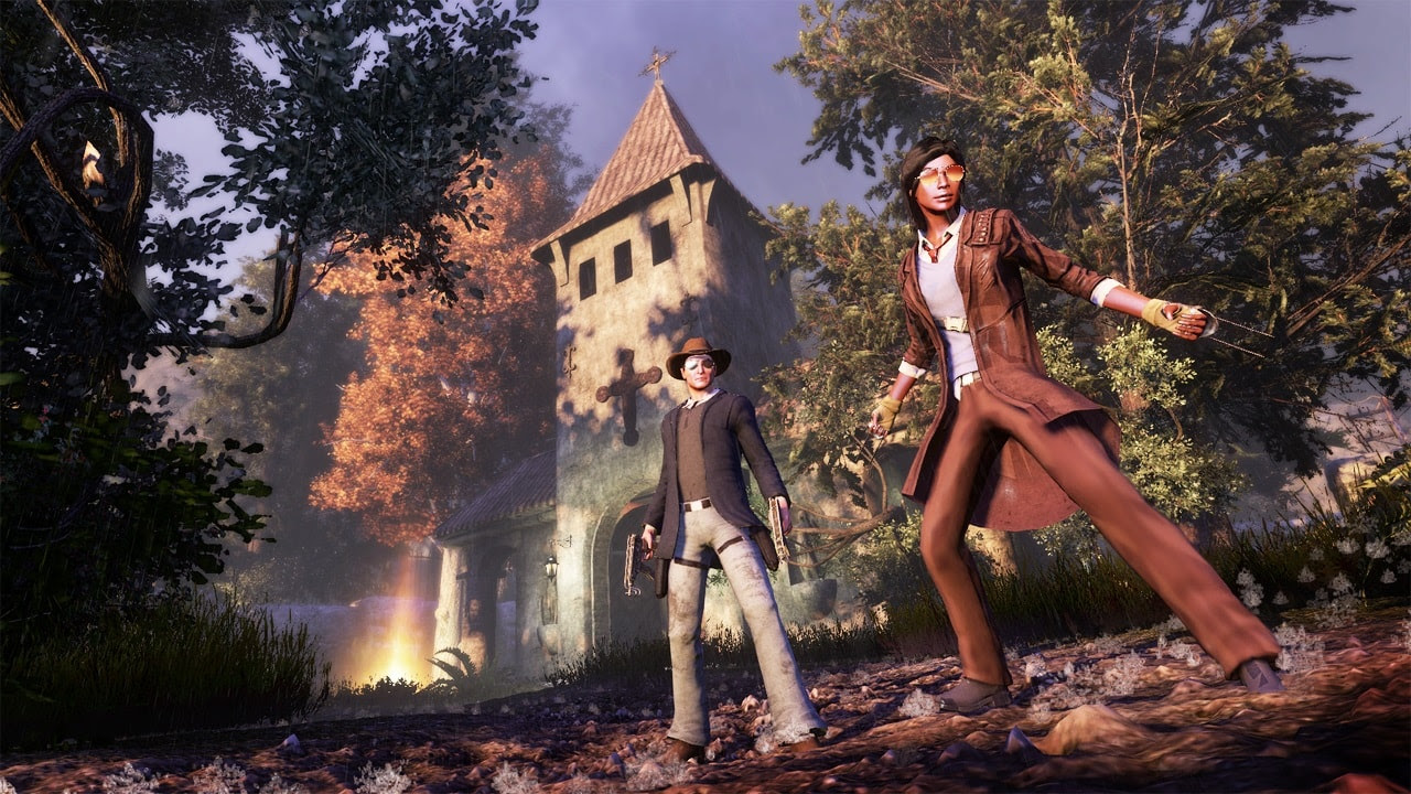 Free-to-play MMO Secret World Legends launches today screenshot