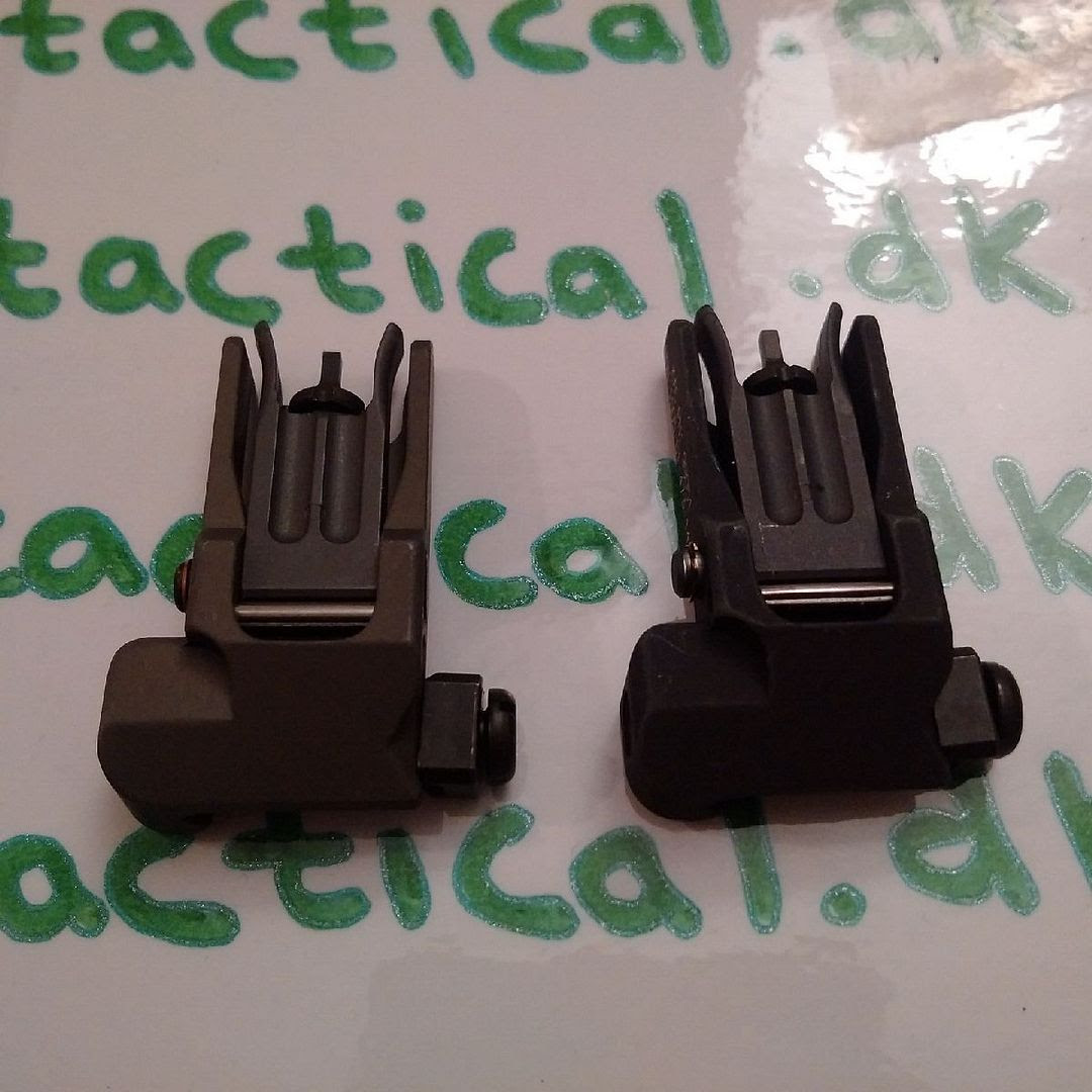photo KNIGHTS ARMAMET 99051-TAUPE Folding .223 Remington Front Sight For Top Rail TAN 2_zpsdymowihg.jpg