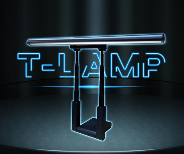 【台灣 Future Lab T-Lamp 防藍光雙子掛燈】 有 3 種色溫選擇 仲可調整長度與角度
