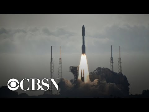 NASA Launches Perseverance Rover And Ingenuity Helicopter To Mars