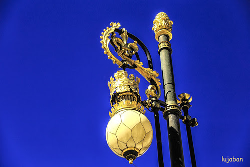 The golden lamp... by lujaban