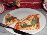 Christmas Pizza!
