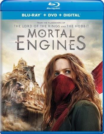 Mortal Engines 2018 Dual Audio ORG Hindi 720p 480p BluRay 1GB And 400MB