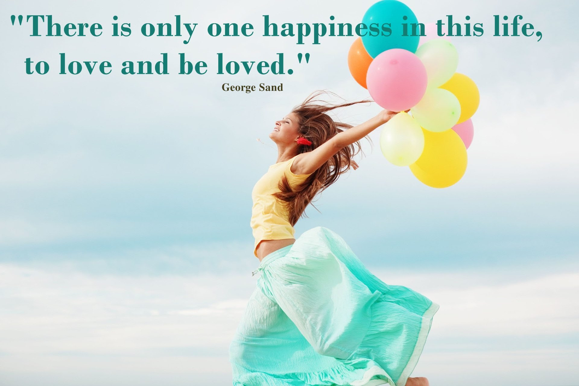 Happiness Life Quotes Wallpaper 10645 Baltana