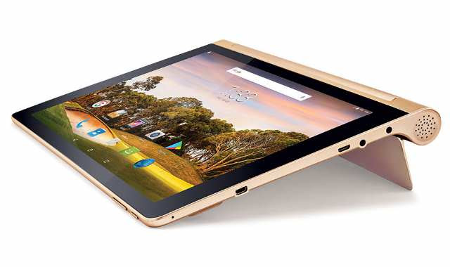 "iBall Launches Slide Brace-XJ 10.1"" 4G Android Tablet with 3GB RAM"