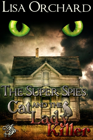 The Super Spies and the Cat Lady Killer