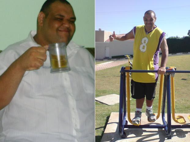 Rodrigo VC no Bem Estar (Foto: Arquivo pessoal)