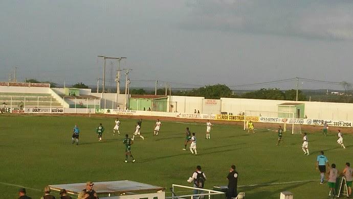 RN - Assu x Alecrim Estádio Edgarzão (Foto: Jalisson Ferreira)