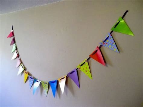 Bunting Banner: 27 How To?s   Guide Patterns