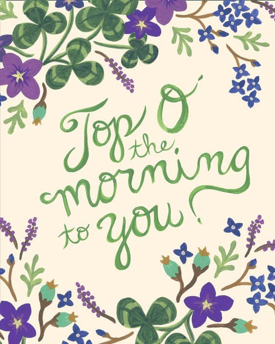 Top O The Morning To You Pictures Photos And Images For Facebook