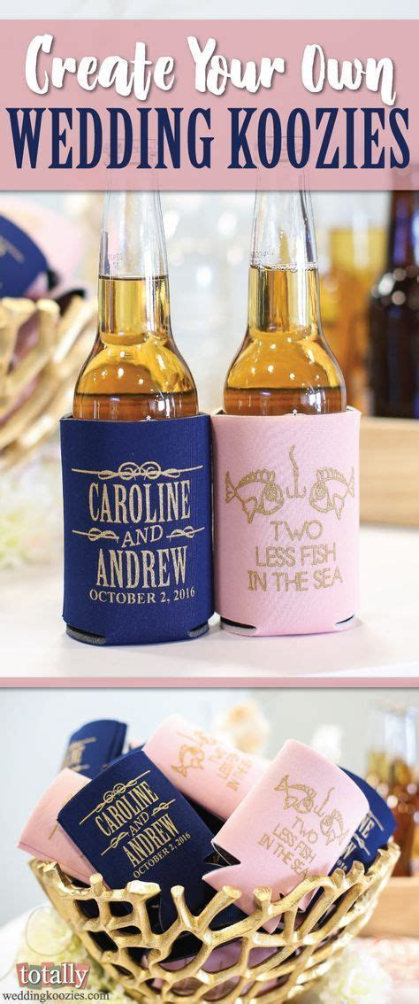 1000  ideas about Wedding Koozies on Pinterest   Weddings