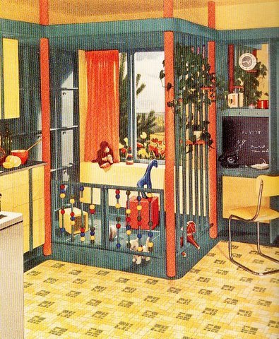 1950s kitchen | Tumblr