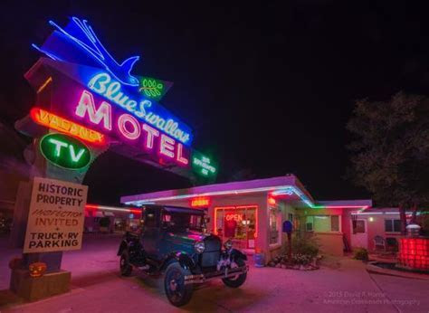 Blue Swallow Motel (Tucumcari, NM)   Motel Reviews
