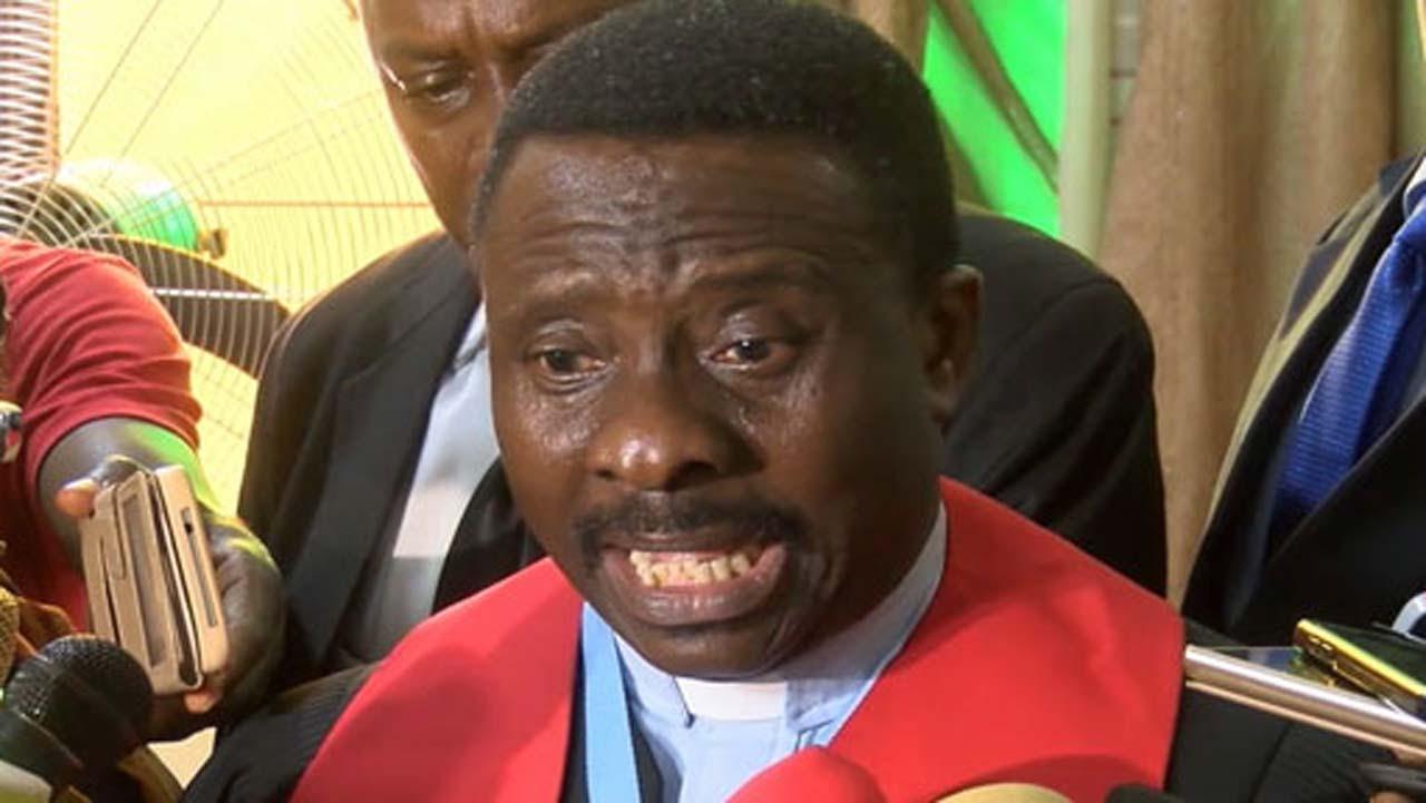 CAN President, Samson Ayokunle.