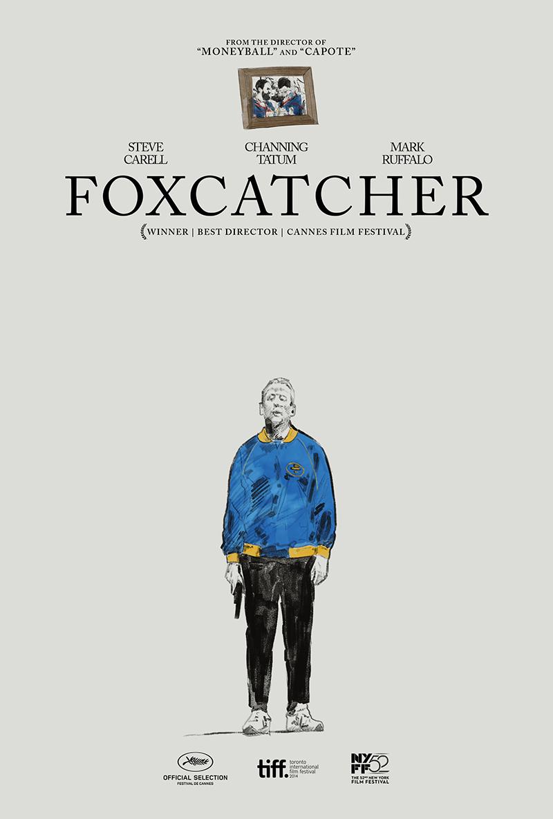 Risultati immagini per foxcatcher poster