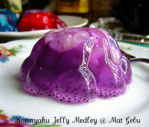 Konnyaku Jelly Medley