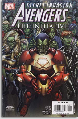 Avengers  Initiative #15