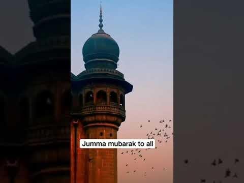 jumma mubarak status video download | Islamic status video download