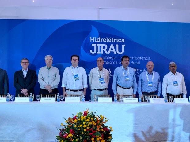 3ª maior hidrelétrica do Brasil, Jirau é inaugurada oficialmente em Rondônia