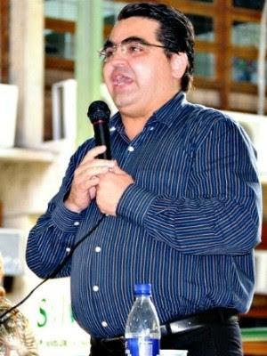 Sylvio Puga também concorre ao cargo de reitor da Ufam (Foto: Divulgação/Adua)